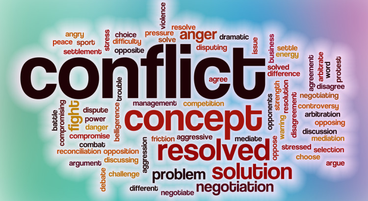 tuirning conflict into a positive